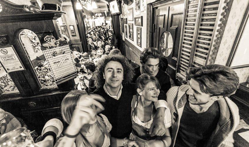 feste ed eventi - the friends pub milano