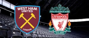 Premier League - West Ham-liverpool