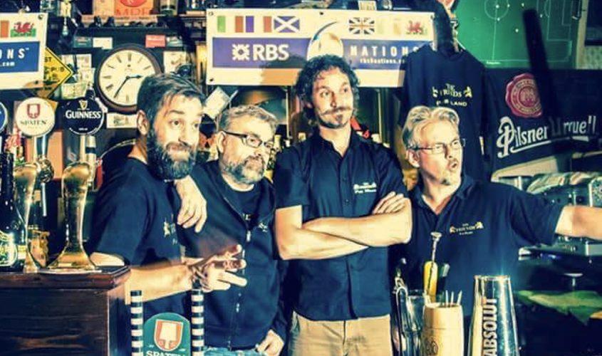 4 fratelli- The Friends Pub Milano