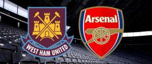 Premier League - West Ham-Arsenal