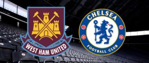 Premier League - WestHam-Chelsea