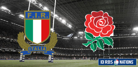 6 Nations - Italy-England
