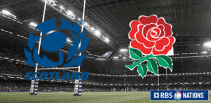 6 Nations -Scotland-England