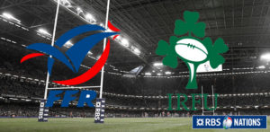 6 Nations - France-Ireland