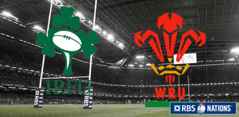 6 Nations - Ireland-Wales