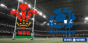 6 Nations - Wales-Scotland