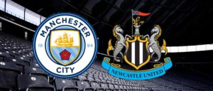 Premier League - Manchester City-Newcastle