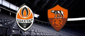 Champions League - Shaktar-Roma