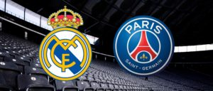 Champions League - Real Madrid-PSG