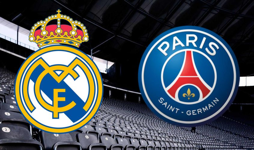 Champions League - Real Madrid -PSG