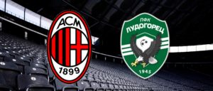 Europa League - Milan-Ludogorets