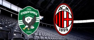 Europa League - Ludogorets-Milan