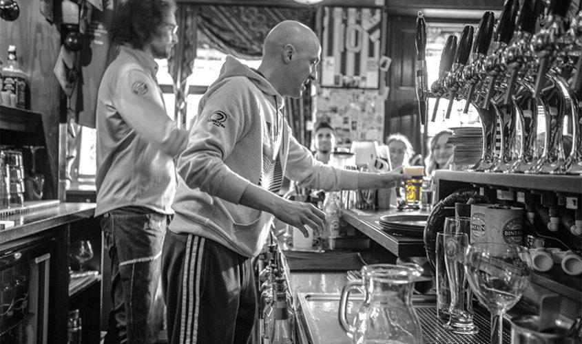 Corso Spillatura V - The Friends Pub Milano