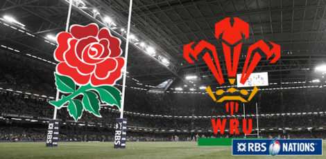 6 Nations - England-Wales