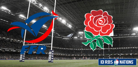 6 Nations - France-England
