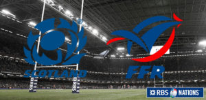 6 Nations - Scotland-France