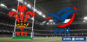 6 Nations - Wales-France