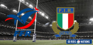 6 Nations - France-Italy