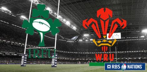 6 Nations - Ireland-Wales