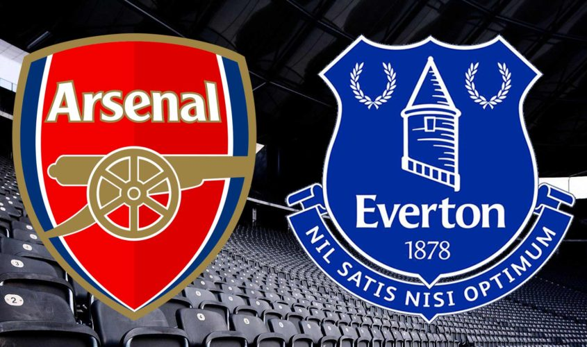 Premier League - Arsenal-Everton