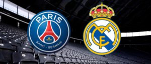 Champions League - PSG-Real Madrid