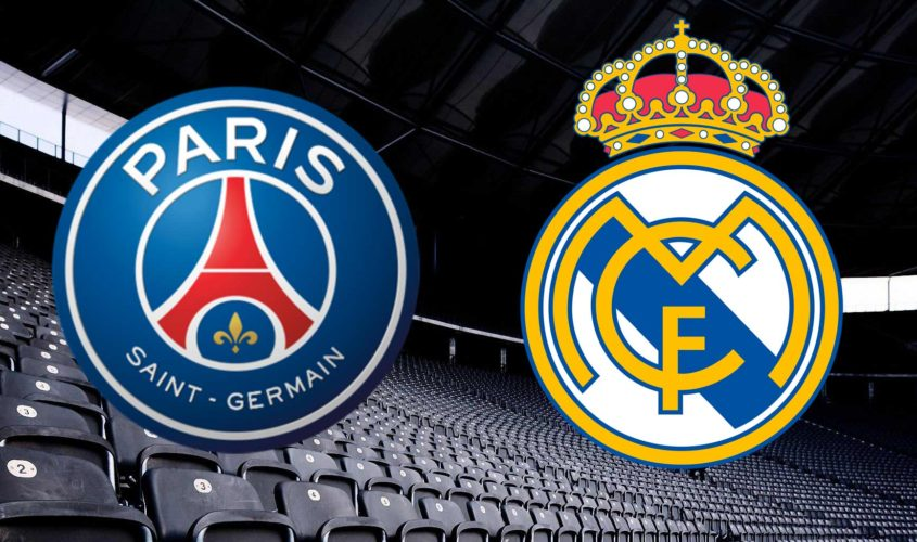 Champions - League-PSG-real-Madrid