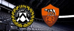Serie A - Udinese-Roma