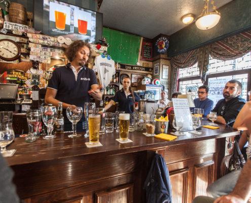 Publican Experience VI - the friends pub milano