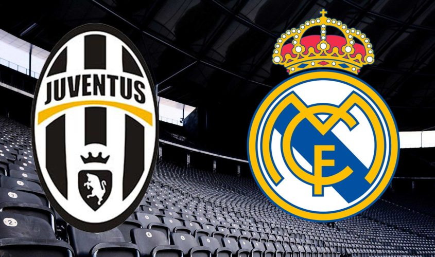 Champions League - Juventus-Real-Madrid