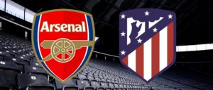 Europa League - Arsenal-Atletico madrid