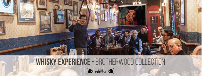 Whisky-experience-2018 - brotherhood collection