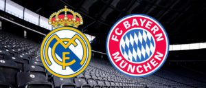 Champions League - Real Madrid-Bayern Monaco