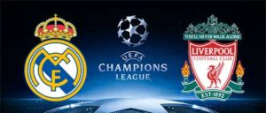 Champions League Final - Real madrid-Liverpool