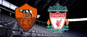 Champions League - Roma-Liverpool