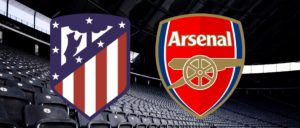Europa League - Atletico madrid-Arsenal