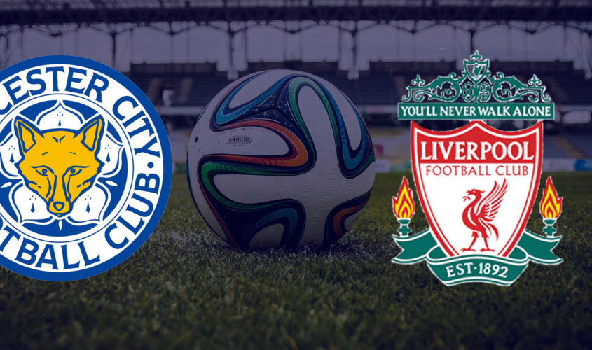 Premier League - Leicester-Liverpool
