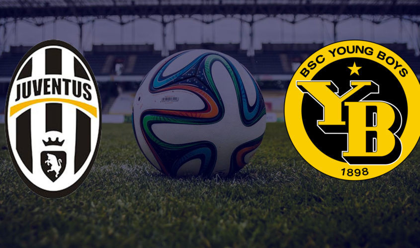 Champions League - Juventus-Young Boys