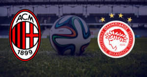 Europa League - Milan-Olympiacos