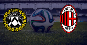 Serie A - Udinese-Milan