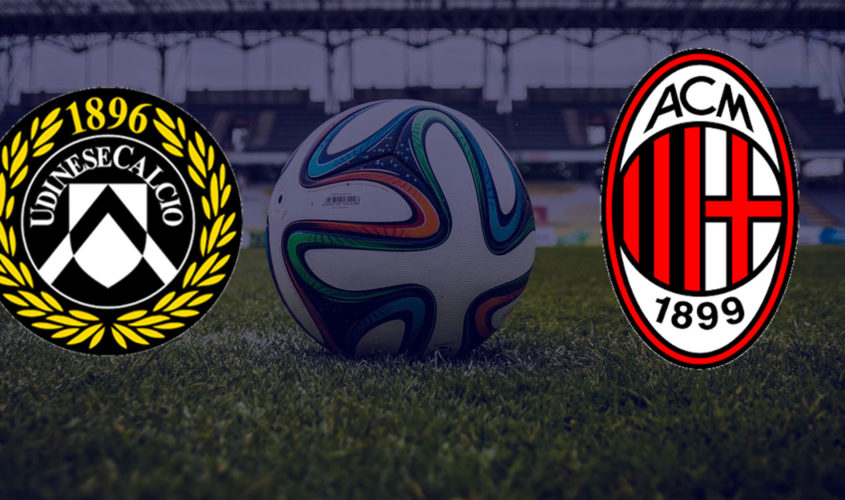 serie- A - Udinese-Milan