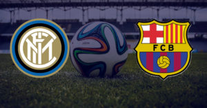 Champions League -  Inter-Barcelona