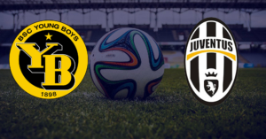 Champions League - Young Boys Bern - Juventus