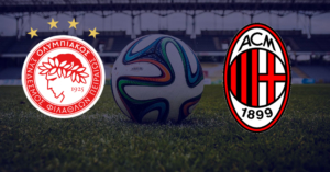 Europa League - Olympiakos-Milan
