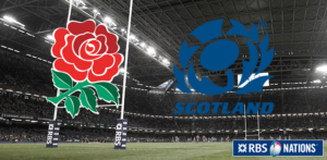 6 Nations - England-Scotland