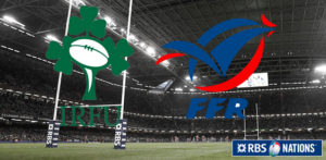 6 Nations - Ireland-France