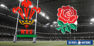 6 Nations - Wales-England