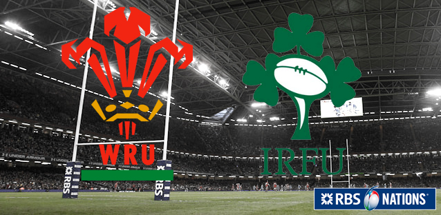 6 Nations - Wales-Ireland