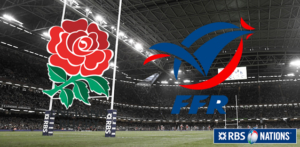 6 Nations - England-France