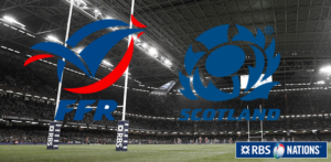 6 Nations - France-Scotland