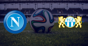 Europa League - Napoli-Zurich